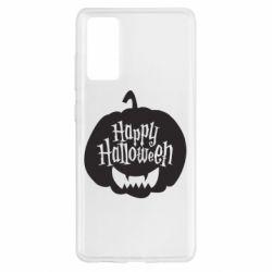 Чохол для Samsung S20 FE Happy halloween smile