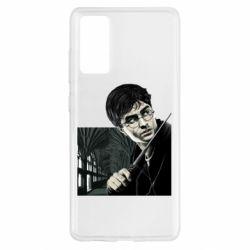 Чехол для Samsung S20 FE Harry Potter