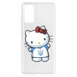 Чехол для Samsung S20 FE Hello Kitty UA