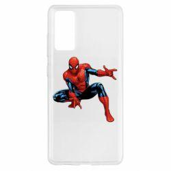 Чохол для Samsung S20 FE Hero Spiderman