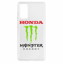 Чохол для Samsung S20 FE Honda Monster Energy