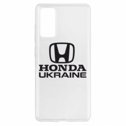 Чохол для Samsung S20 FE Honda Ukraine