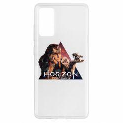 Чохол для Samsung S20 FE Horizon Zero Dawn