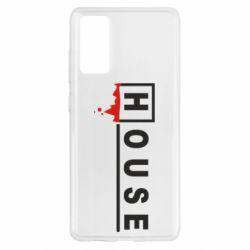 Чохол для Samsung S20 FE House