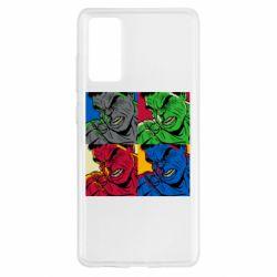 Чохол для Samsung S20 FE Hulk pop art