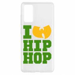 Чохол для Samsung S20 FE I love Hip-hop Wu-Tang