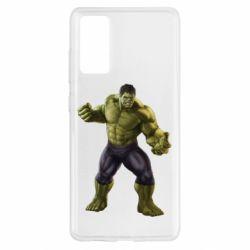Чохол для Samsung S20 FE Incredible Hulk 2