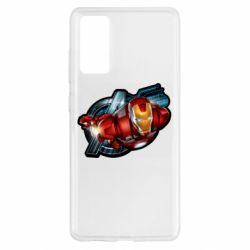Чохол для Samsung S20 FE Iron Man and Avengers