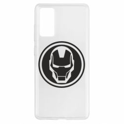 Чохол для Samsung S20 FE Iron man symbol