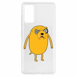 Чохол для Samsung S20 FE Jake from  Adventure Time