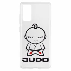 Чохол для Samsung S20 FE Judo Fighter