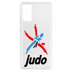 Чохол для Samsung S20 FE Judo Logo