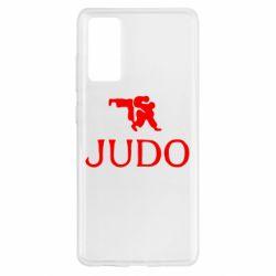 Чехол для Samsung S20 FE Judo