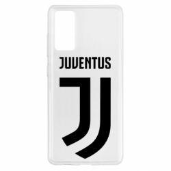 Чехол для Samsung S20 FE Juventus Logo
