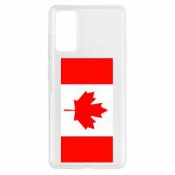 Чохол для Samsung S20 FE Канада