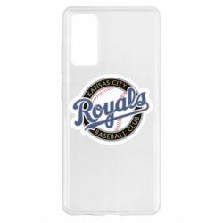 Чохол для Samsung S20 FE Kansas City Royals