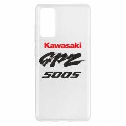 Чохол для Samsung S20 FE Kawasaki GPZ500S