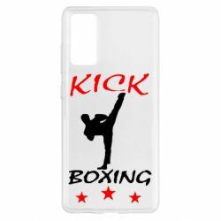 Чохол для Samsung S20 FE Kickboxing Fight