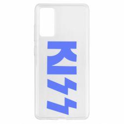 Чохол для Samsung S20 FE Kiss Logo
