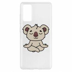 Чехол для Samsung S20 FE Koala