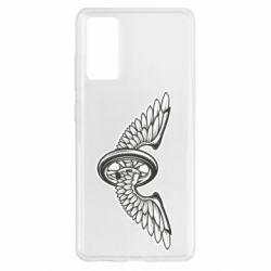 Чохол для Samsung S20 FE Колесо та крила