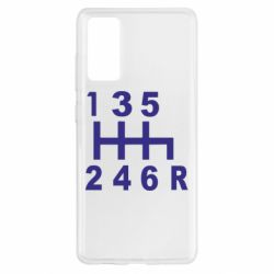 Чохол для Samsung S20 FE Коробка передач