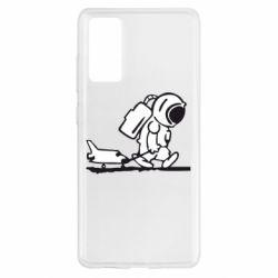 Чохол для Samsung S20 FE Космонавт