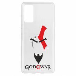 Чохол для Samsung S20 FE Kratos - God of war