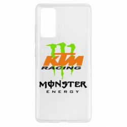 Чохол для Samsung S20 FE KTM Monster Enegry
