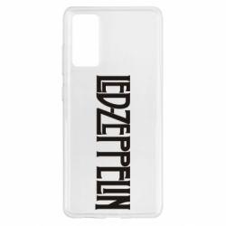 Чохол для Samsung S20 FE Led Zeppelin