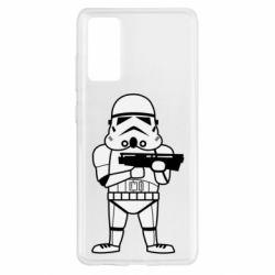 Чохол для Samsung S20 FE Little Stormtrooper