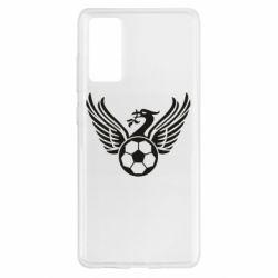Чохол для Samsung S20 FE Liverpool and soccer ball