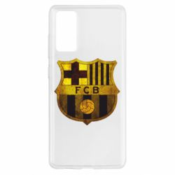 Чохол для Samsung S20 FE Логотип Барселони
