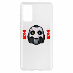 Чехол для Samsung S20 FE Love death and robots