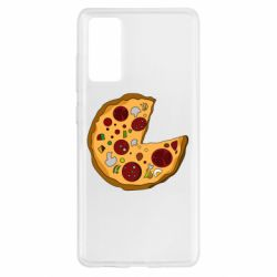 Чохол для Samsung S20 FE Love Pizza