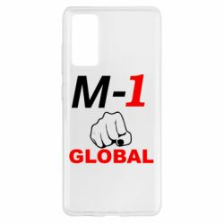 Чехол для Samsung S20 FE M-1 Global