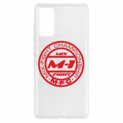 Чохол для Samsung S20 FE M-1 Logo