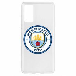 Чохол для Samsung S20 FE Manchester City