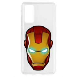 Чехол для Samsung S20 FE Маскаа Железного Человека
