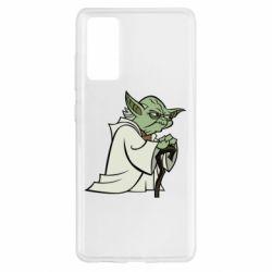Чехол для Samsung S20 FE Master Yoda