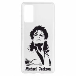 Чохол для Samsung S20 FE Майкл Джексон