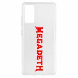 Чохол для Samsung S20 FE Megadeth