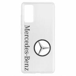 Чехол для Samsung S20 FE Mercedes-Benz Logo