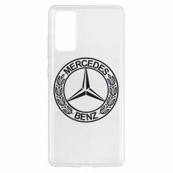 Чохол для Samsung S20 FE Mercedes Логотип
