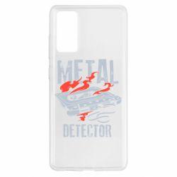 Чохол для Samsung S20 FE Metal detector
