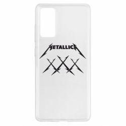 Чохол для Samsung S20 FE Metallica XXX