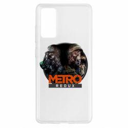 Чехол для Samsung S20 FE Metro: Redux