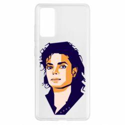 Чохол для Samsung S20 FE Michael Jackson Graphics Cubism