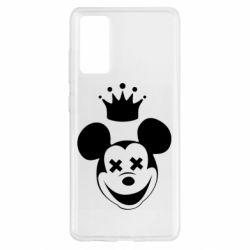 Чехол для Samsung S20 FE Mickey Mouse Swag