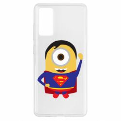Чохол для Samsung S20 FE Minion Superman